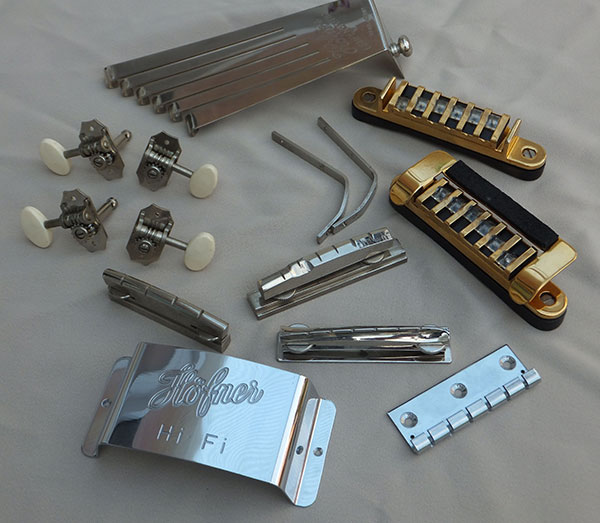 Guitar vintage parts